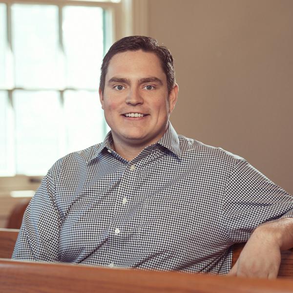 Rev. Trevor Kennedy