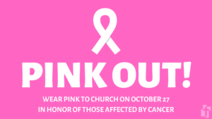Pink Out: October 27