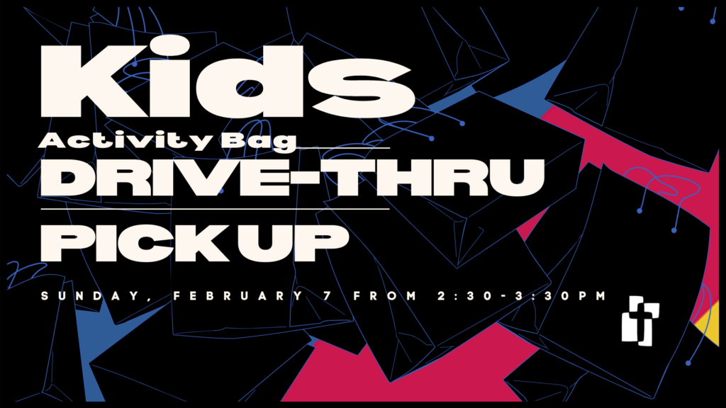 Feb Kids Activity Bag