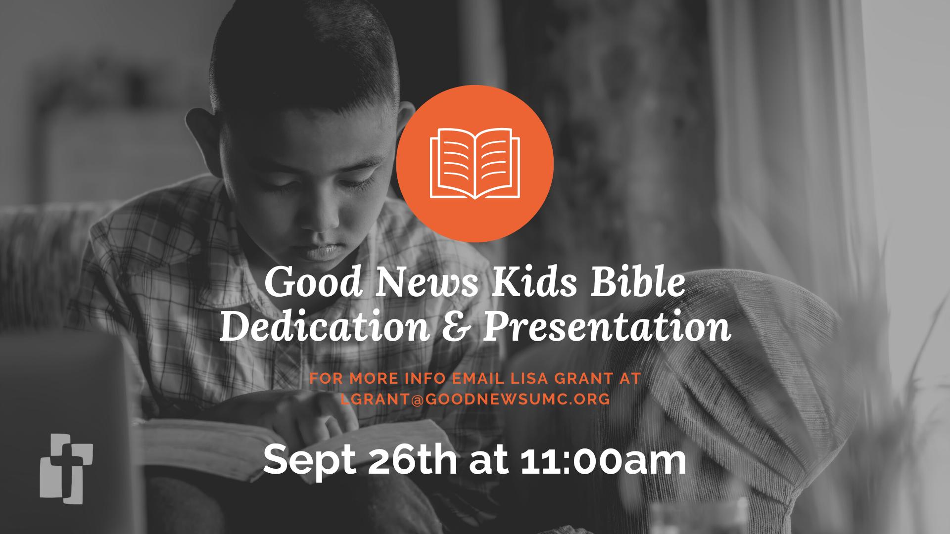 GN Kids Bible Dedication & Presentation (2)