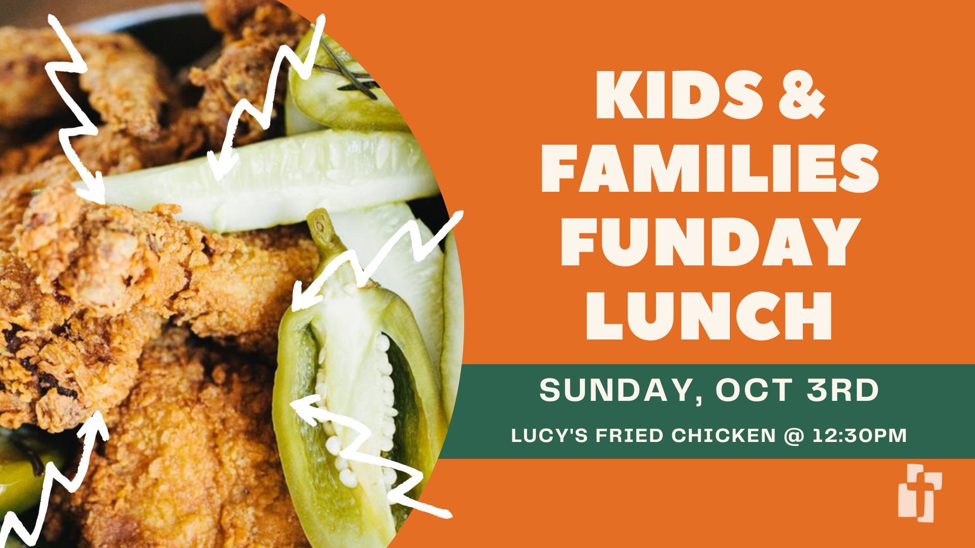 Kids & Families Funday Lunch